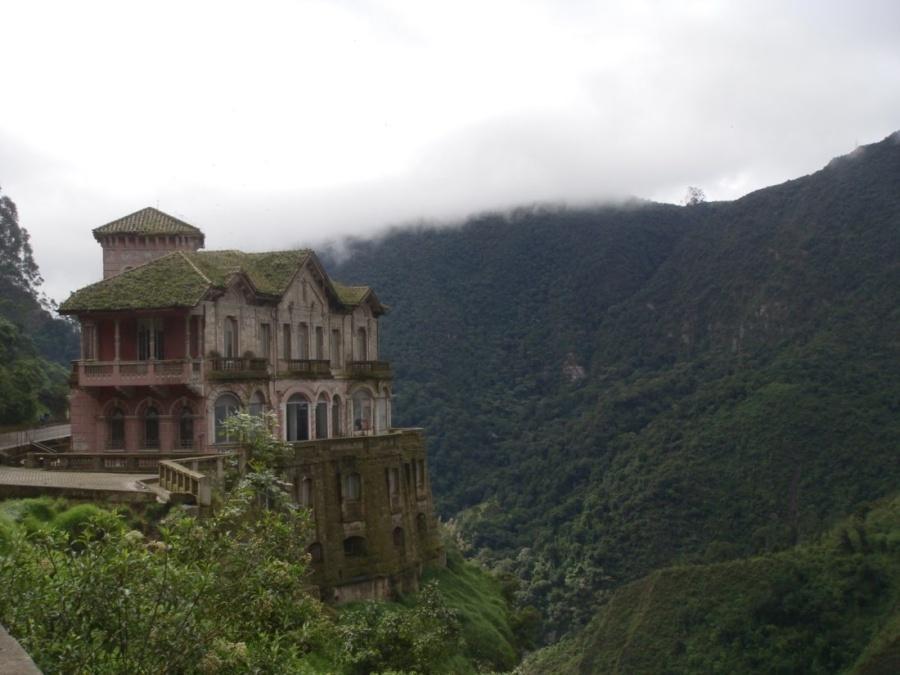 """4. Отель """"Del Salto"""", Богота, Колумбия"""