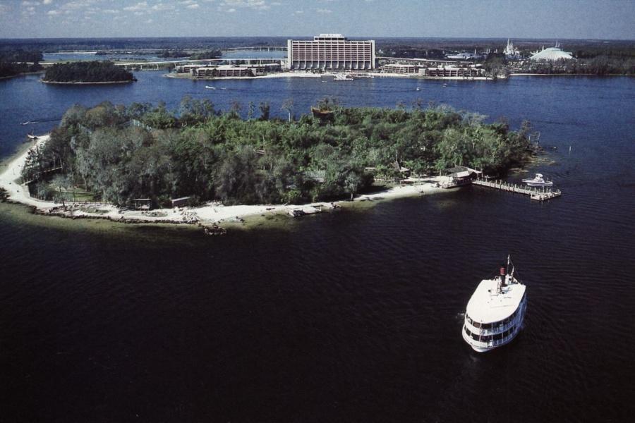Остров Дискавери, Флорида, США