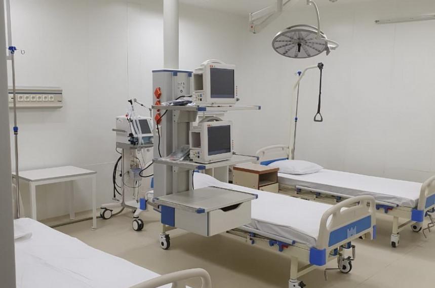 Кровати, аппараты ИВЛ и инфузоматы: в больнице Винницы закупили дополнительное оборудование
