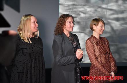 """Перед маминой любовью не устоит ни один враг: в Виннице состоялся допремьерный показ фильма """" мать апостолов»"""
