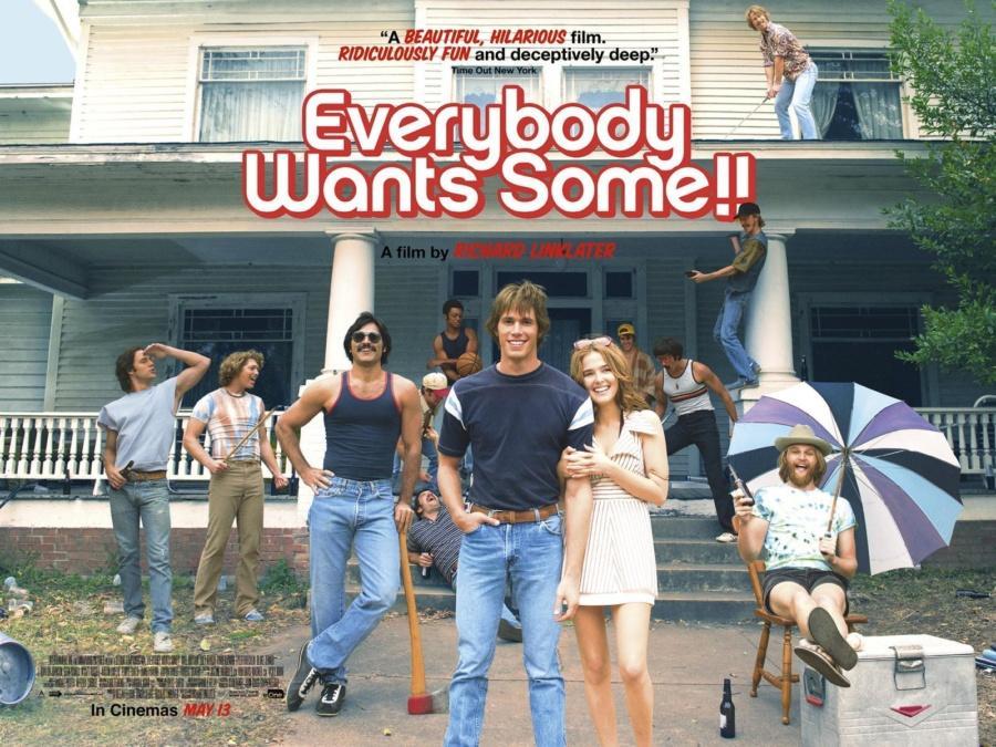 Каждому свое (Everybody wants some, 2016)