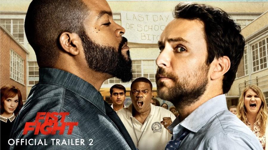 Махач учителей (Fist fight, 2017)