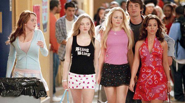 Испорченные девчонки (Mean girls, 2004)