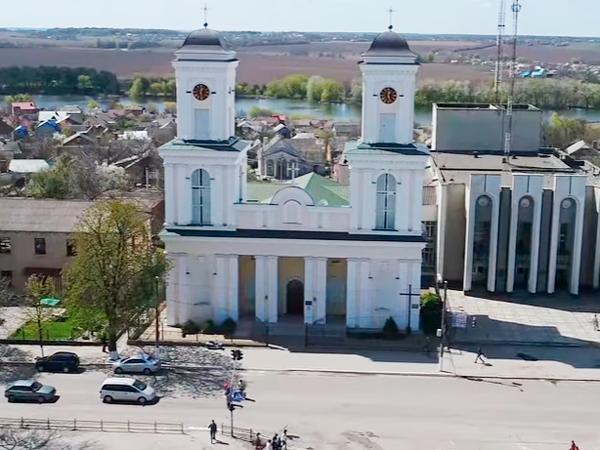 Немировский район